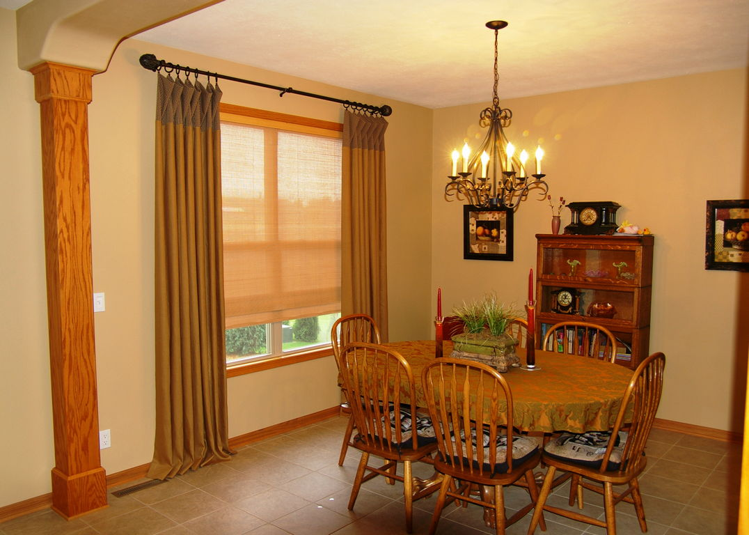 Window Treatment That Was Awarded First Place In The Specialty Windows